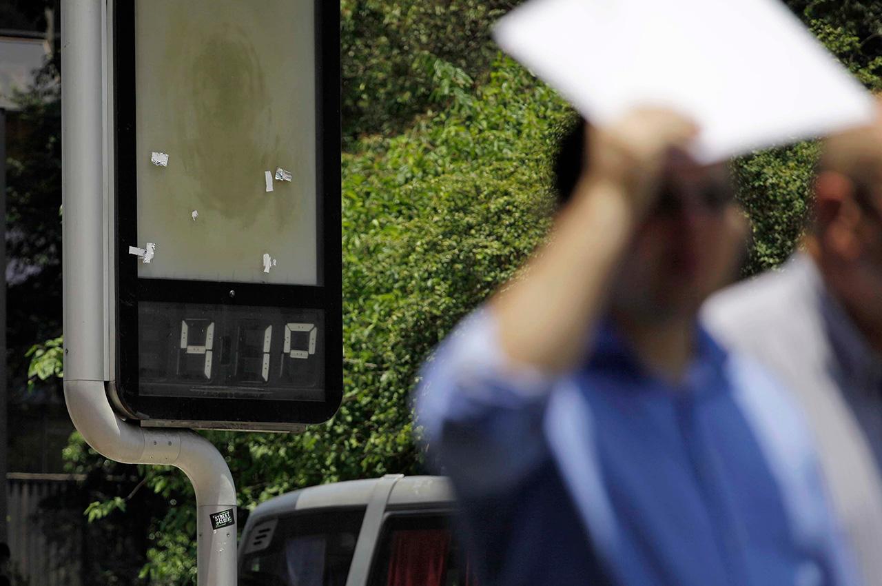 Impact sanitaire des vagues de chaleur et conséquences sur la population exposée