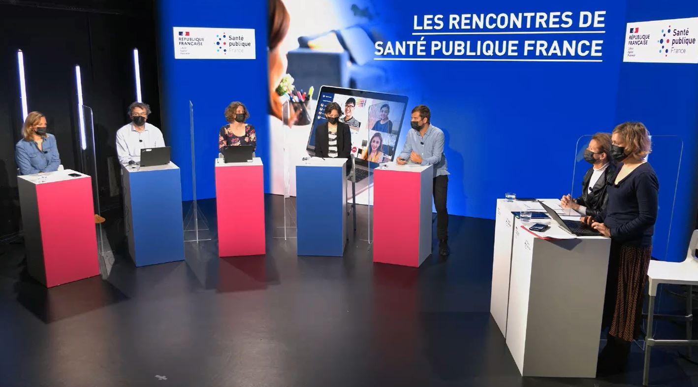 Rencontres de Santé publique France 2021