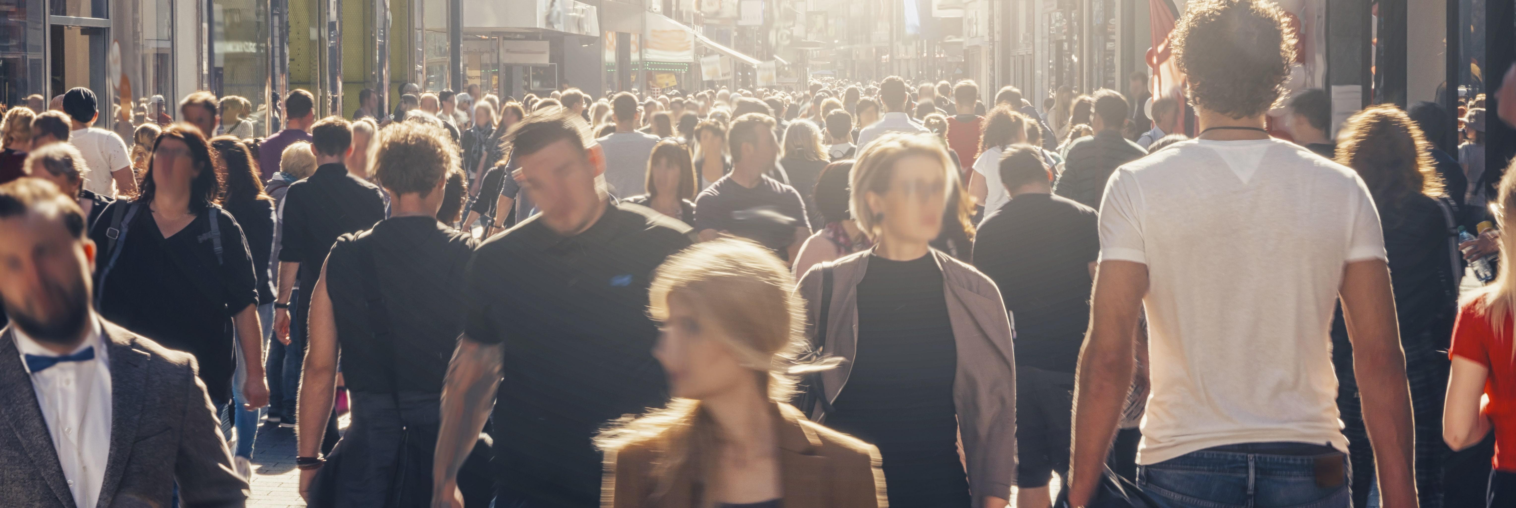 Image représentant une foule