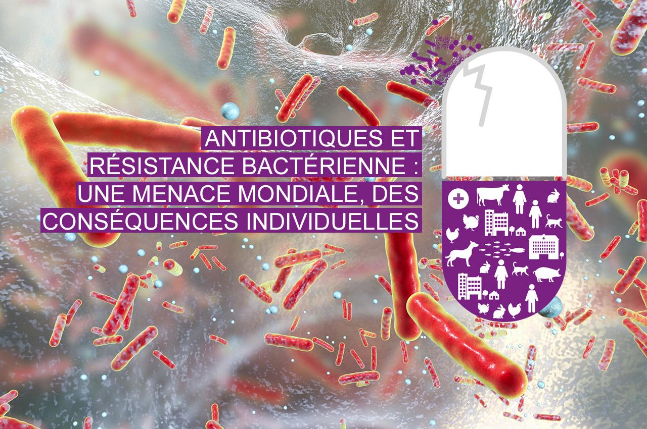 Consommation d'antibiotiques et antibiorésistance en France en 2018
