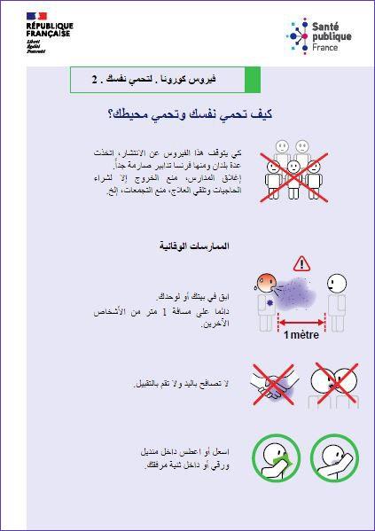 hpv virus en arabe