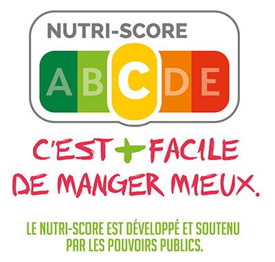 Encart Nutri-Score
