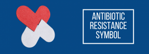 Antibiotic resistance Symbol