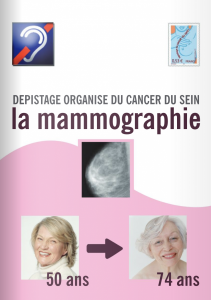 Brochure-mammographie