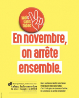En novembre, on arrête ensemble