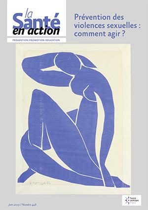 Couverture - La santé en action n°448