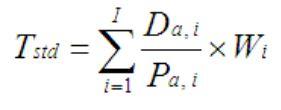 formule standardisé de mortalité